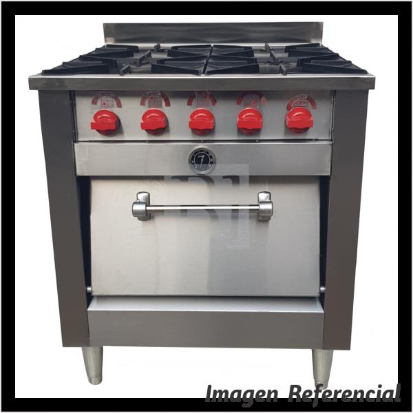 Cocina Industrial BravoInox